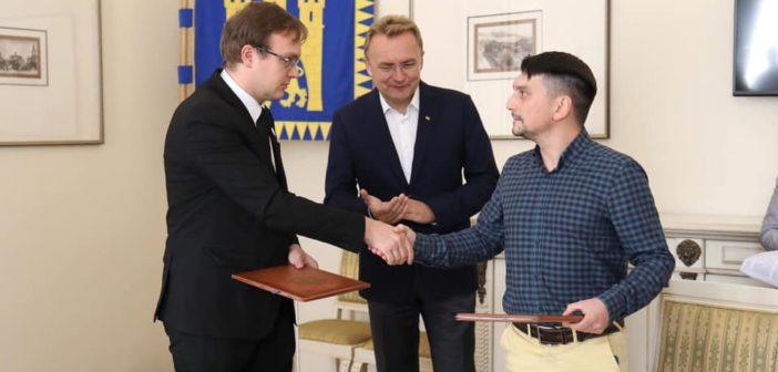 Львів став третім містом України, яке долучилось до проекту CoST Ukraine